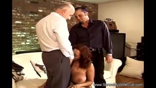 Cuckold Husband With a Foreigner
